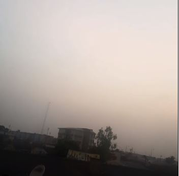 Nollywood Actress Claims She Captured A Ghost While Filming The Sky (Watch Video)